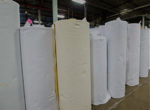rolled goods, nonwoven fabrics