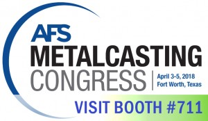 Albarrie is a Supplier exhibiting at Metalcasting Congress 2018