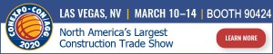 ConExpo - Con/AGG 2020, Albarrie air filtration specialist will be at booth #90424