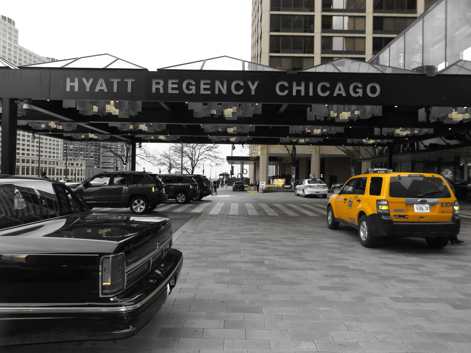 Hyatt Regency, Chicago, IL, extrusion technology seminar, ET'16