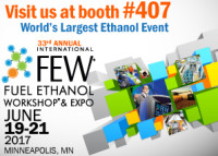 Exhibitor at FEW 2017 - Ethanol Event