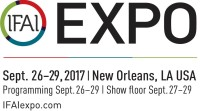 Industrial Fabrics Association International Trade Show - Albarrie is exhibiting at Booth A221