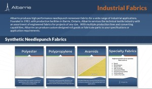 Industrial felt, Non-wovens, thermal resistance, geotextile fabric, insulation material