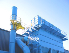 Industrial air filtration and baghouse maintenance