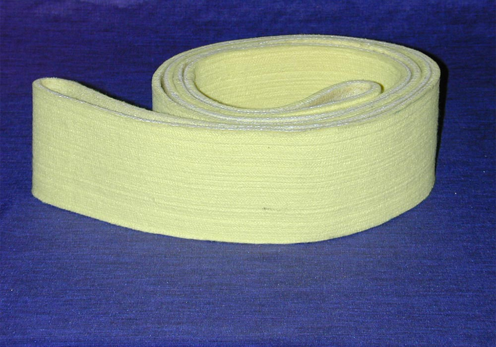 Kevlar endless belt, for transfer and cooling