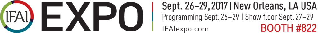 IFAI Expo 2017 - Albarrie is an exhibitor at Booth #822