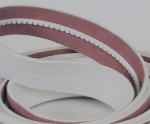 Albarrie supplies endless belts to aluminum extruders for their handling system