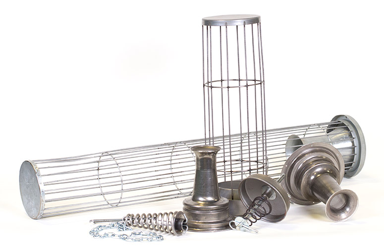 Dust Collector Parts - Cages & Venturis