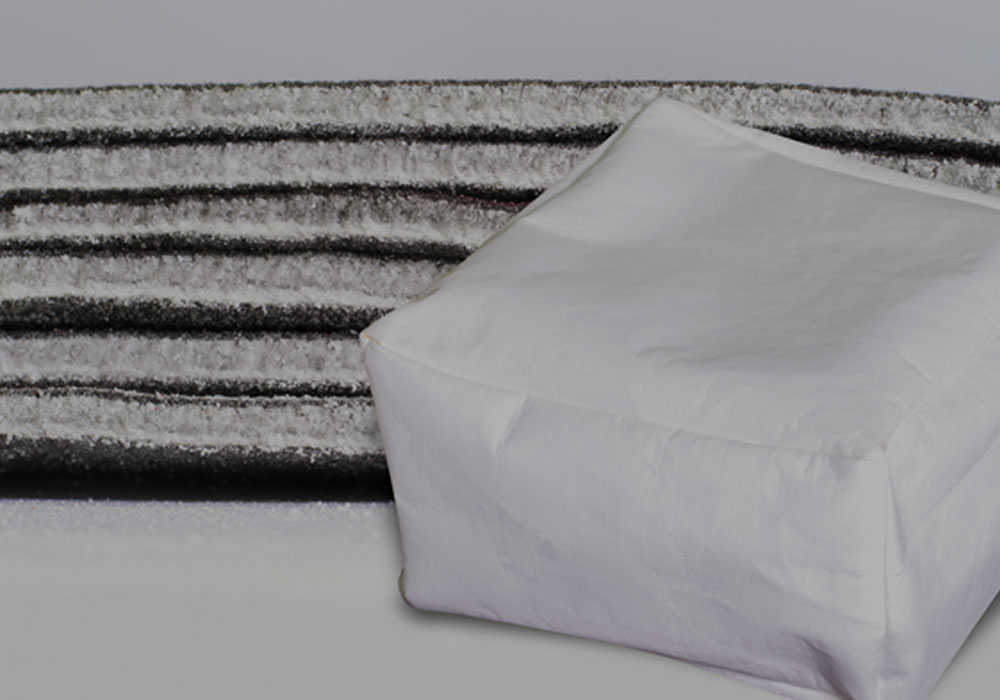ABSORBENT PILLOWS │OIL DRIP PAN INSERTS