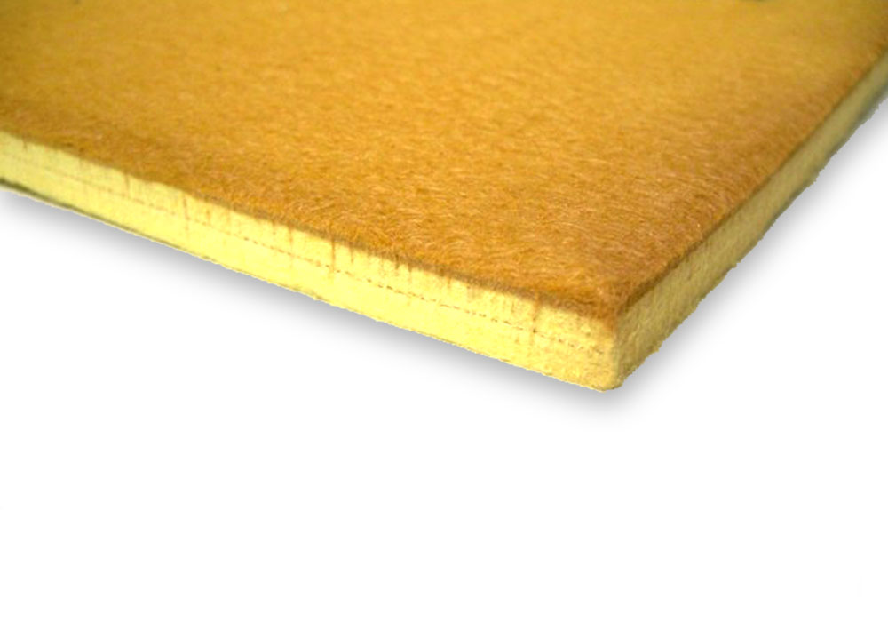 PBO felt for high temperature applications