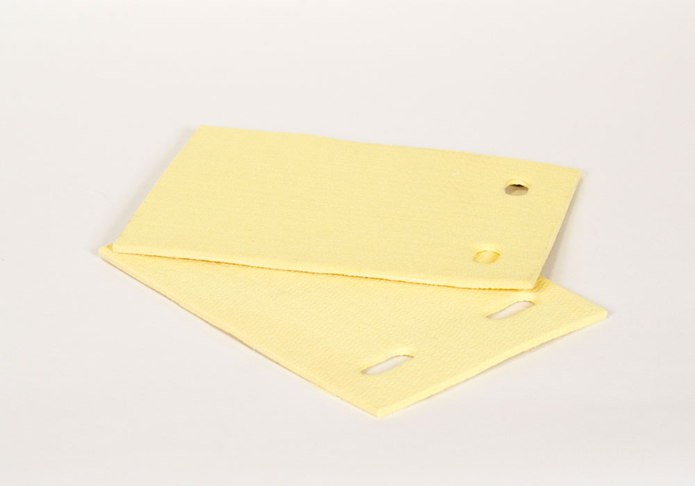 Kevlar Felt pads with die cut
