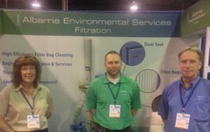 Filtration products and services, Environmental services, Powder & Bulk Show
