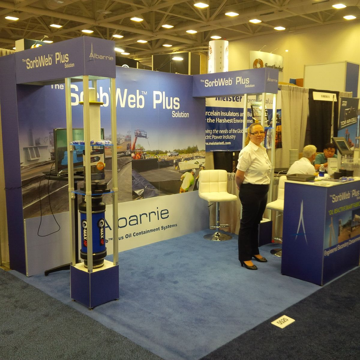 IEEE tradeshow Dallas TX May 3-5