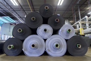 Rolled goods, technical fabrics, high temperature felts, civil and environmental engineering