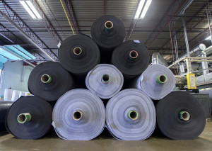 Industrial Fabrics - Nonwoven textils for various high temperature and low temperature applications