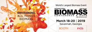 International Biomass Expo - Find Albarrie Environmental Services at Booth #426