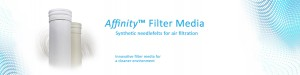 Affinity Air Filter Media - Synthetic Needlefelts for Air Filtration