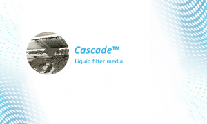 Cascade liquid filter media is the top product for solid and liquid separation applications.
