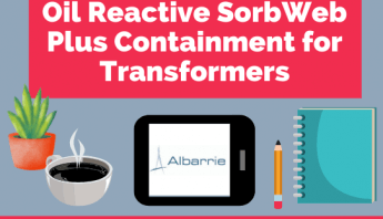 Webinar on Oil Reactive SorbWeb Plus Containment for Transformers